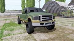 Ford F-350 Super Duty Crew Cab 2006 for Farming Simulator 2017