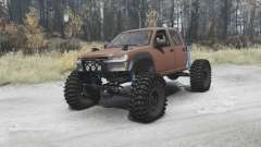 Chevrolet Colorado crawler for MudRunner