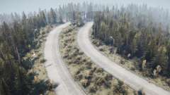 Bark - convoy v1.1 for MudRunner