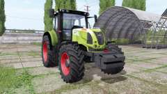 CLAAS Arion 640 v1.1 for Farming Simulator 2017