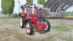 International Harvester 1255 XL narrow wheels for Farming Simulator 2017