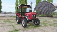 Zetor 7011 v1.2 for Farming Simulator 2017