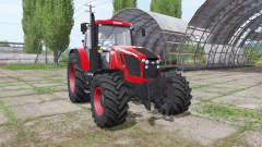 Zetor Crystal 160 v1.1 for Farming Simulator 2017