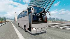 Bus traffic v2.0 for Euro Truck Simulator 2
