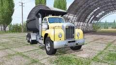 Mack B61 dump truck