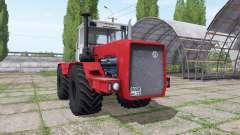 Kirovec K 710 v1.2 for Farming Simulator 2017