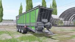 Krone TX 560 D more realistic