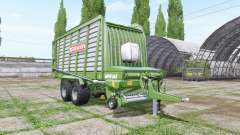 BERGMANN Repex 34S ladewagen for Farming Simulator 2017