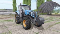New Holland T8.535