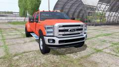 Ford F-350 Super Duty Crew Cab 2014 for Farming Simulator 2017
