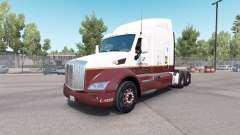 Caffenio skin for the truck Peterbilt 579 for American Truck Simulator