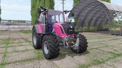 Fendt 310 Vario pink for Farming Simulator 2017