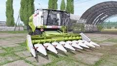 CLAAS Lexion 760 stage iv for Farming Simulator 2017