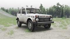 VAZ 2121 Niva for Spin Tires