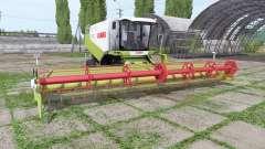 CLAAS Lexion 600 TerraTrac for Farming Simulator 2017