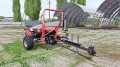 URSUS Z-586 black bale