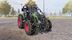 Fendt 924 Vario forest for Farming Simulator 2013