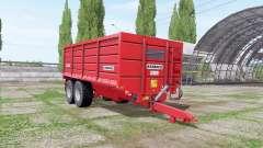 Redrock 180-12 v1.1 for Farming Simulator 2017