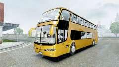 Marcopolo Paradiso 1800 DD 6x2 (G6) 2009 for Euro Truck Simulator 2