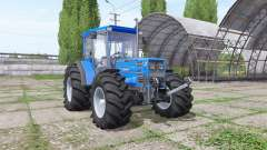 Hurlimann H-488 big wheels v1.17 for Farming Simulator 2017