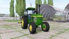 John Deere 4630 v1.2 for Farming Simulator 2017