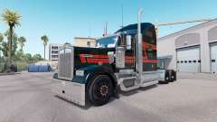 Skin Big Black on the truck Kenworth W900