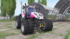 Steyr Terrus 6600 CVT ecotec for Farming Simulator 2017