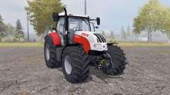Steyr 6160 CVT v2.0 for Farming Simulator 2013