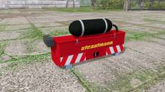 Strautmann weight for Farming Simulator 2017