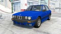 BMW 325e sedan (E30) 1985 for BeamNG Drive