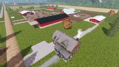Farm Charlevoix County for Farming Simulator 2017