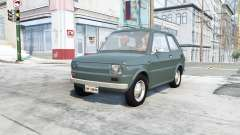 Fiat 126p v9.1 for BeamNG Drive