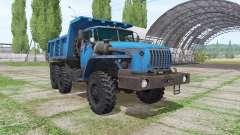 Ural 4320-1151-41 v1.1 for Farming Simulator 2017