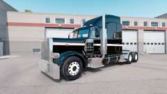 Skin Metallic Paintable for the truck Peterbilt
