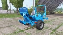 Euromilk Scorpio for Farming Simulator 2017