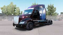 Doctor Who skin for the truck Peterbilt 579