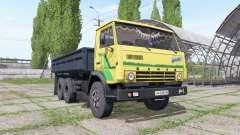 KamAZ 5320 v1.1 for Farming Simulator 2017