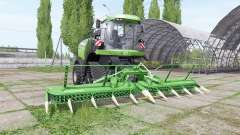 Krone BiG X 480 RowTrac for Farming Simulator 2017