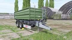 Fliegl TDK 160 v3.0 for Farming Simulator 2017