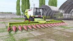 CLAAS Lexion 990 ultimate pack for Farming Simulator 2017