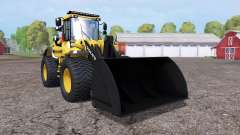 Volvo L120H v1.1 for Farming Simulator 2015