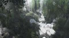 Rubicon trails for MudRunner