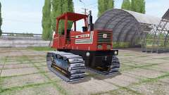 Fiatagri 160-55 v1.2 for Farming Simulator 2017