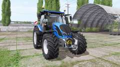 Valtra N114 v2.0 for Farming Simulator 2017