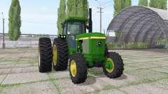 John Deere 4230 v3.0 for Farming Simulator 2017