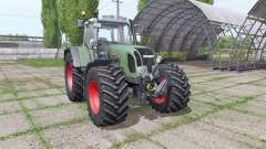 Fendt Favorit 916 v1.2.1 for Farming Simulator 2017