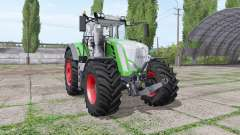 Fendt 824 Vario v1.0.0.1 for Farming Simulator 2017
