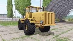 Kirovets K 700 a v1.2 for Farming Simulator 2017