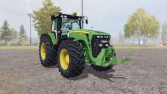 John Deere 8530 v2.2 for Farming Simulator 2013