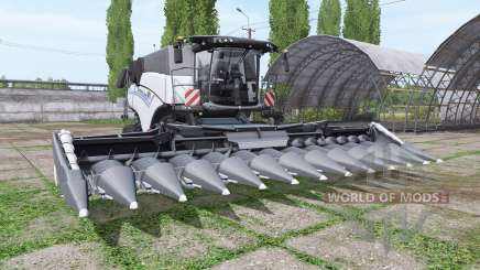 New Holland CR10.90 more realistic for Farming Simulator 2017